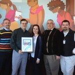 Dunkin Donuts Wolak Group commended by Make A Wish charity