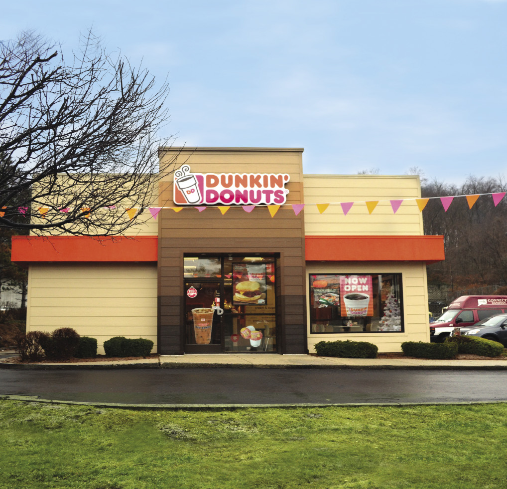dunkin donuts franchising