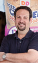 Adam Goldman is a DD franchise owner with a successful multi-store network in Northern New Jersey.