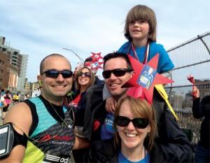 Boston Marathon - Dunkin Donuts Franchisee