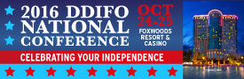 2016 DDIFO National Conference and DDIFO Hall of Fame Awards Dinner