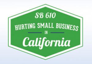 Protect California Small Business