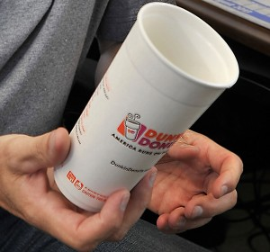 Even as several communities consider bans on cups and food packaging made of Styrofoam, others are focusing on improving recycling efforts.