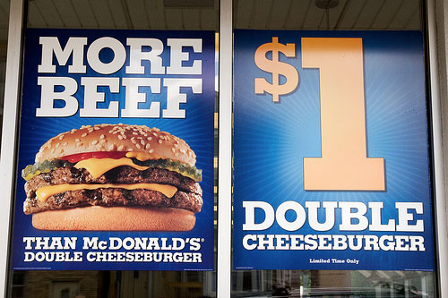 Burger Kings 1 Double Cheeseburger Upsets Franchisees Ddifo Ddifo